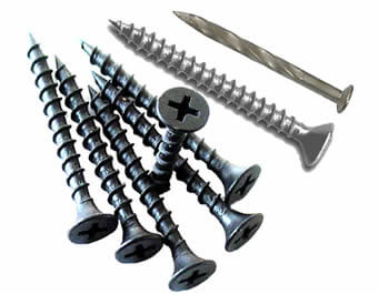 Nails and screws